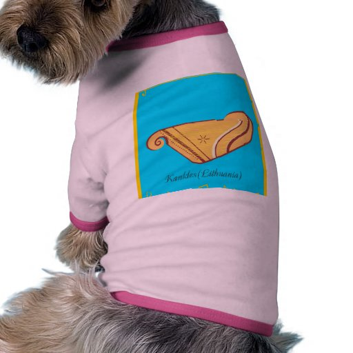 kankles camisetas de perrito