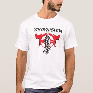 Kanku y kanji de Kyokushin Playera