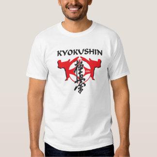 Kanku y kanji de Kyokushin Polera
