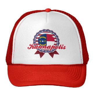 Kannapolis, NC Trucker Hats