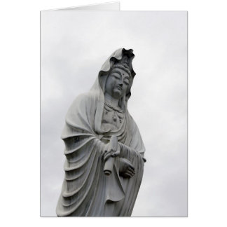 Kannon Statue of Takasaki Card