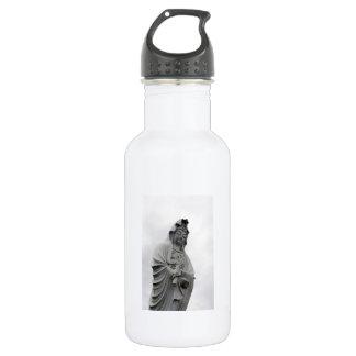 Kannon Statue of Takasaki Stainless Steel Water Bottle