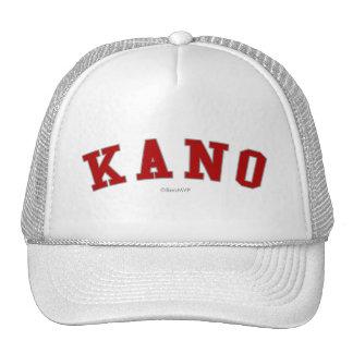 Kano Gorro De Camionero