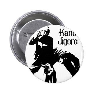 Kano Jigoro - The Father of Judo Button
