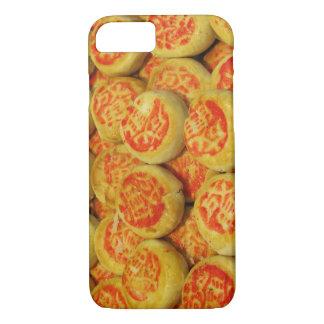 Kanom Pia ขนมเปี๊ยะ ~ Asian Sweets Desserts Food iPhone 8/7 Case