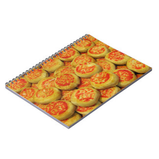 Kanom Pia ขนมเปี๊ยะ ~ Asian Sweets Desserts Food Notebook