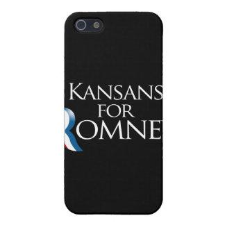 Kansans para Romney - png iPhone 5 Funda