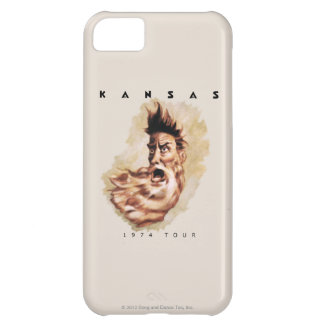 KANSAS - 1974 Tour Cover For iPhone 5C