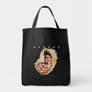 KANSAS - 1974 Tour Tote Bag