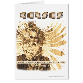 KANSAS - 2006 Tour Card