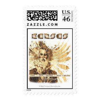 KANSAS - 2006 Tour Stamps