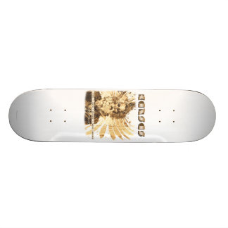 KANSAS - 2006 Tour Skateboard Deck