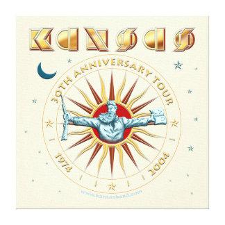 KANSAS - 30th Anniversary Stretched Canvas Prints