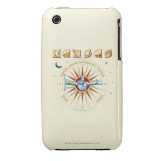 KANSAS - 30th Anniversary iPhone 3 Case-Mate Cases