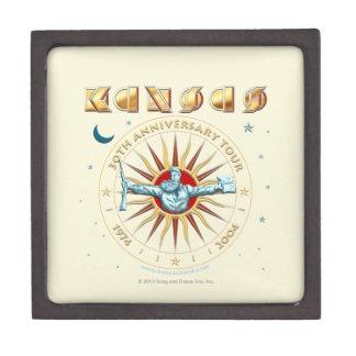 KANSAS - 30th Anniversary Jewelry Box