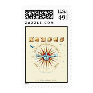 KANSAS - 30th Anniversary Postage