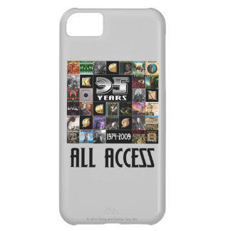 KANSAS - 35th Anniversary Case For iPhone 5C