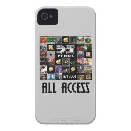 KANSAS - 35th Anniversary Case-Mate iPhone 4 Case