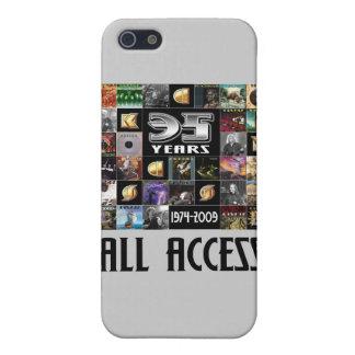 KANSAS - 35th Anniversary iPhone SE/5/5s Case