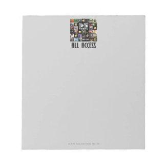 KANSAS - 35th Anniversary Notepad