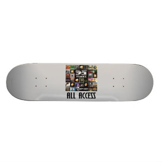 KANSAS - 35th Anniversary Skateboard