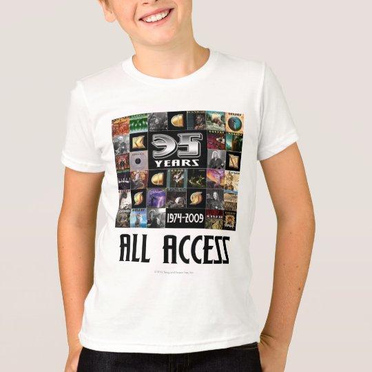 KANSAS - 35th Anniversary T-Shirt