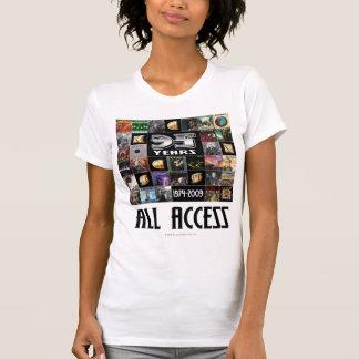 KANSAS - 35th Anniversary T Shirt