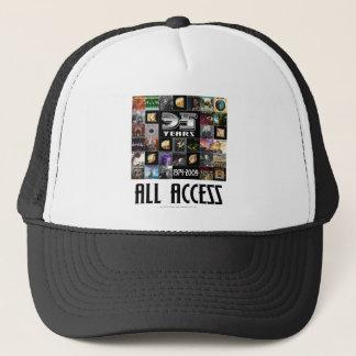 KANSAS - 35th Anniversary Trucker Hat