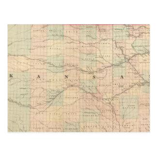 Kansas 6 postal