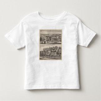Kansas 7 toddler t-shirt