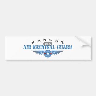 Kansas Air National Guard Bumper Sticker