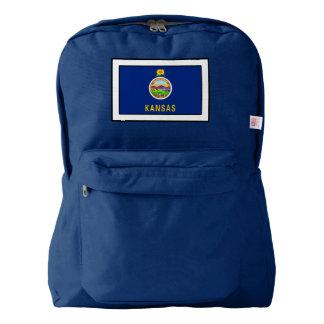 Kansas American Apparel™ Backpack