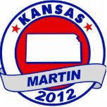 Kansas Andy Martin Photo Sculpture