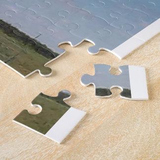 Kansas Back Roads Jigsaw Puzzle