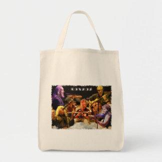 KANSAS Band Photo (2012) Tote Bags