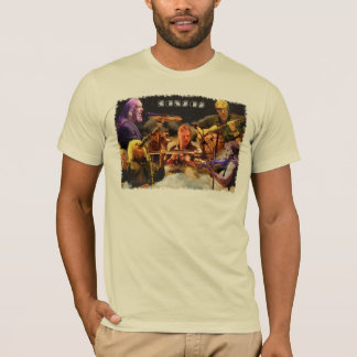 KANSAS Band Photo (2012) T-Shirt
