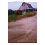 Kansas Barn in the Summertime Greeting Cards