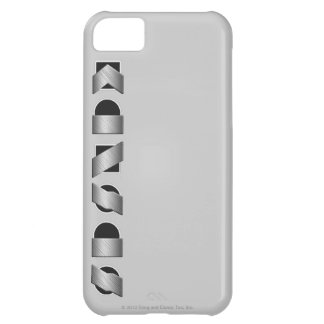 KANSAS (Black and White) Case For iPhone 5C
