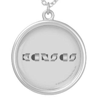 KANSAS (Black and White) Necklaces
