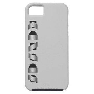 KANSAS blanco y negro iPhone 5 Fundas