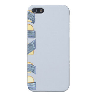 KANSAS (Blue and Gold) Cover For iPhone SE/5/5s