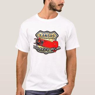 kansas bob sled tem T-Shirt