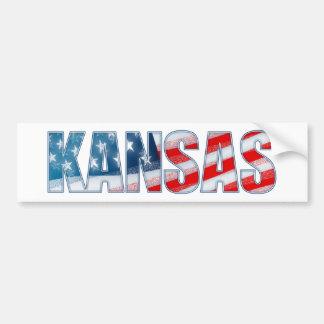 Kansas Bumper Sticker