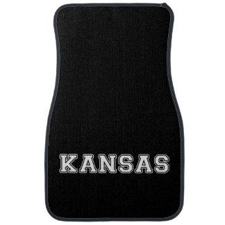 Kansas Car Floor Mat
