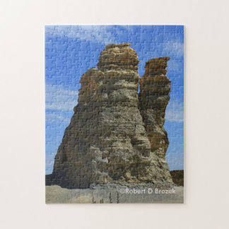 Kansas Castle Rock PUZZLE