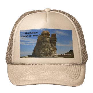 Kansas Castle Rock Truckers Hat