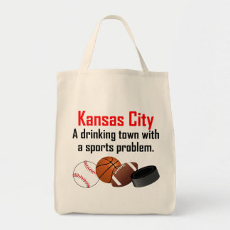 Kansas City A Drinking Town With A Sports Problem Bags