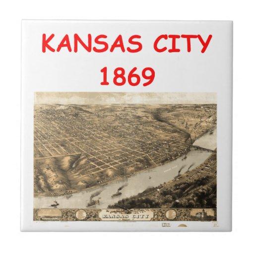 Kansas City Azulejo Cerámica