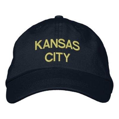 Kansas City Cap Baseball Cap