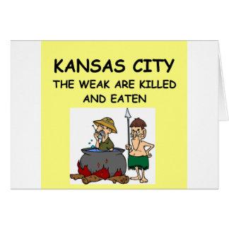 KANSAS CITY GREETING CARDS